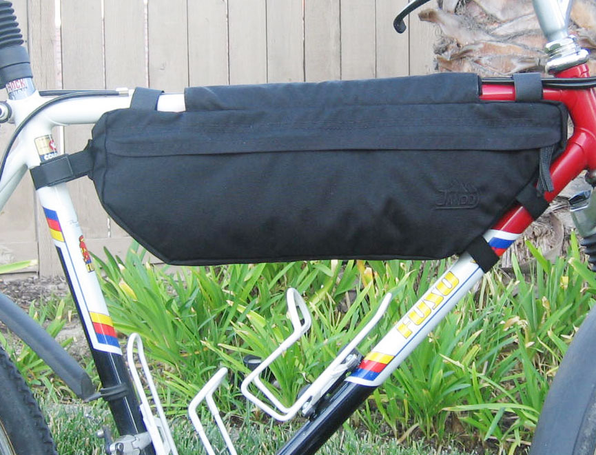 Comparison Of Front Triangle Bags