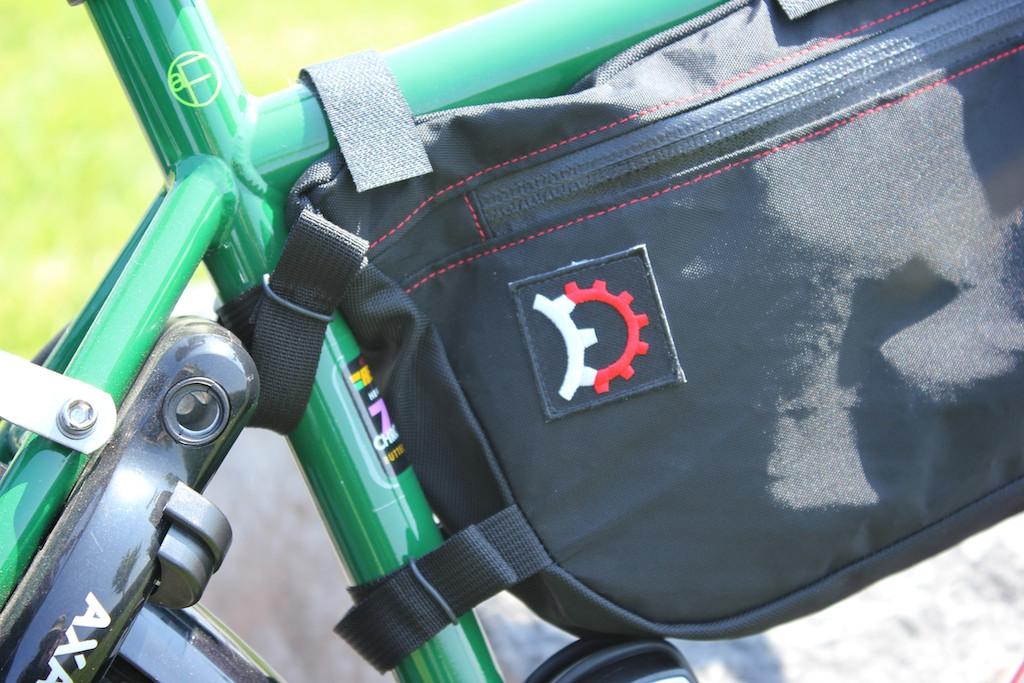 Revelate Designs Tangle Frame Bag Review