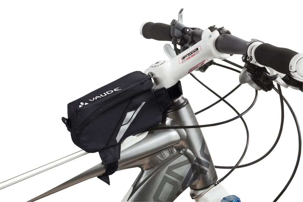 Comparison of top tube bags