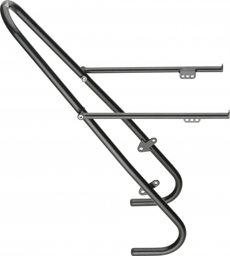 Comparison Of Low Rider Front Racks For Touring Bicycles