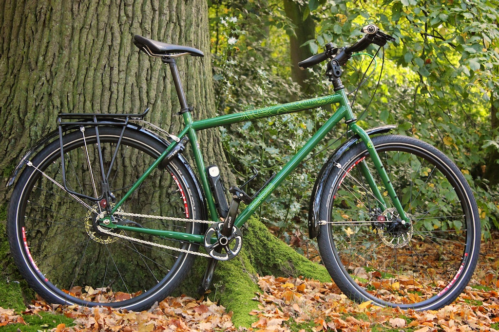 Specifications & Topeak Super Tourist DX Disc rear bicycle rack review