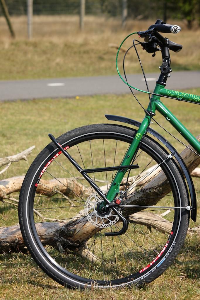 Tubus Tara Low Rider Review