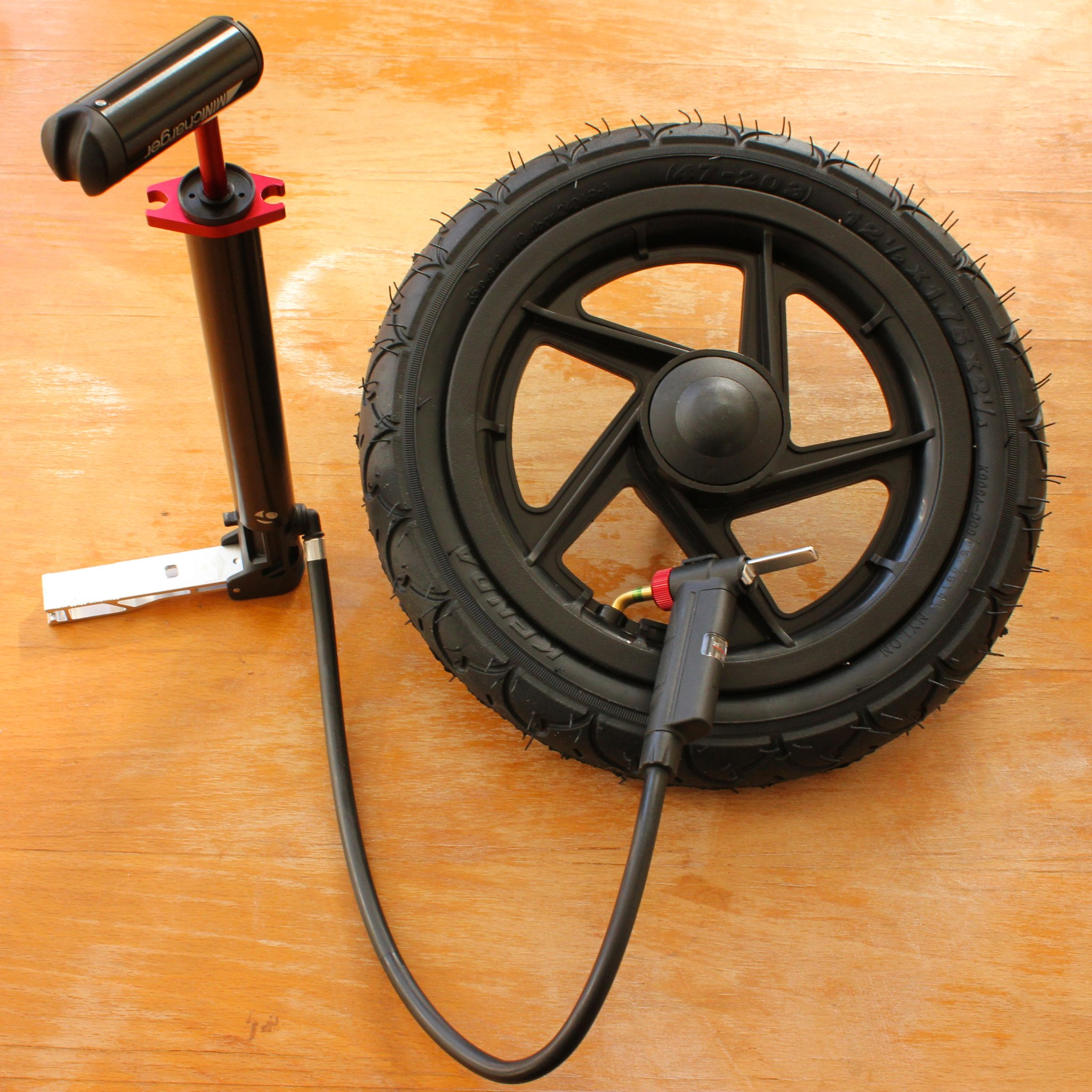 Bontrager Flash Charger Flashcharger Pump Review - Love It ...